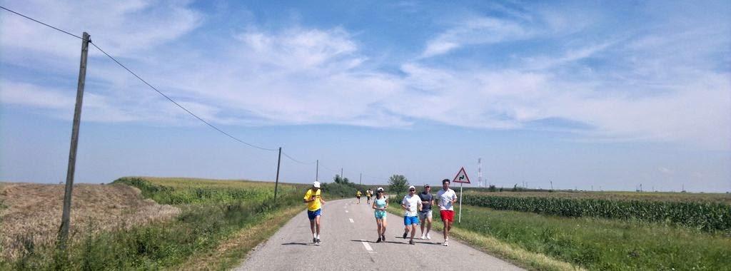 Natură şi căldură pe traseul Foeni - Cruceni - Grăniceri şi retur. Judeţul Timiş