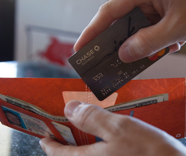 SlimFold MICRO Wallet thinnest wallet in the world