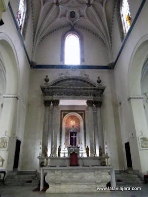 Altar Mayor Catedral Catolica Gibraltar