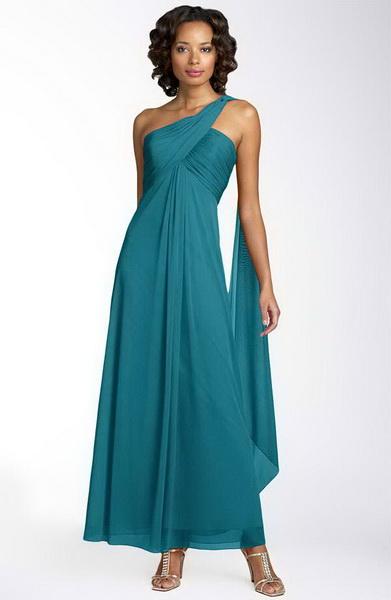 Coordinating Bridesmaid Dresses 23