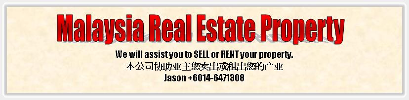 Malaysia Real Estate Property