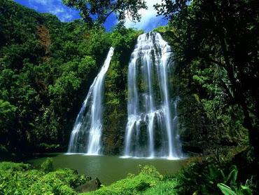 #26 Waterfall Wallpaper