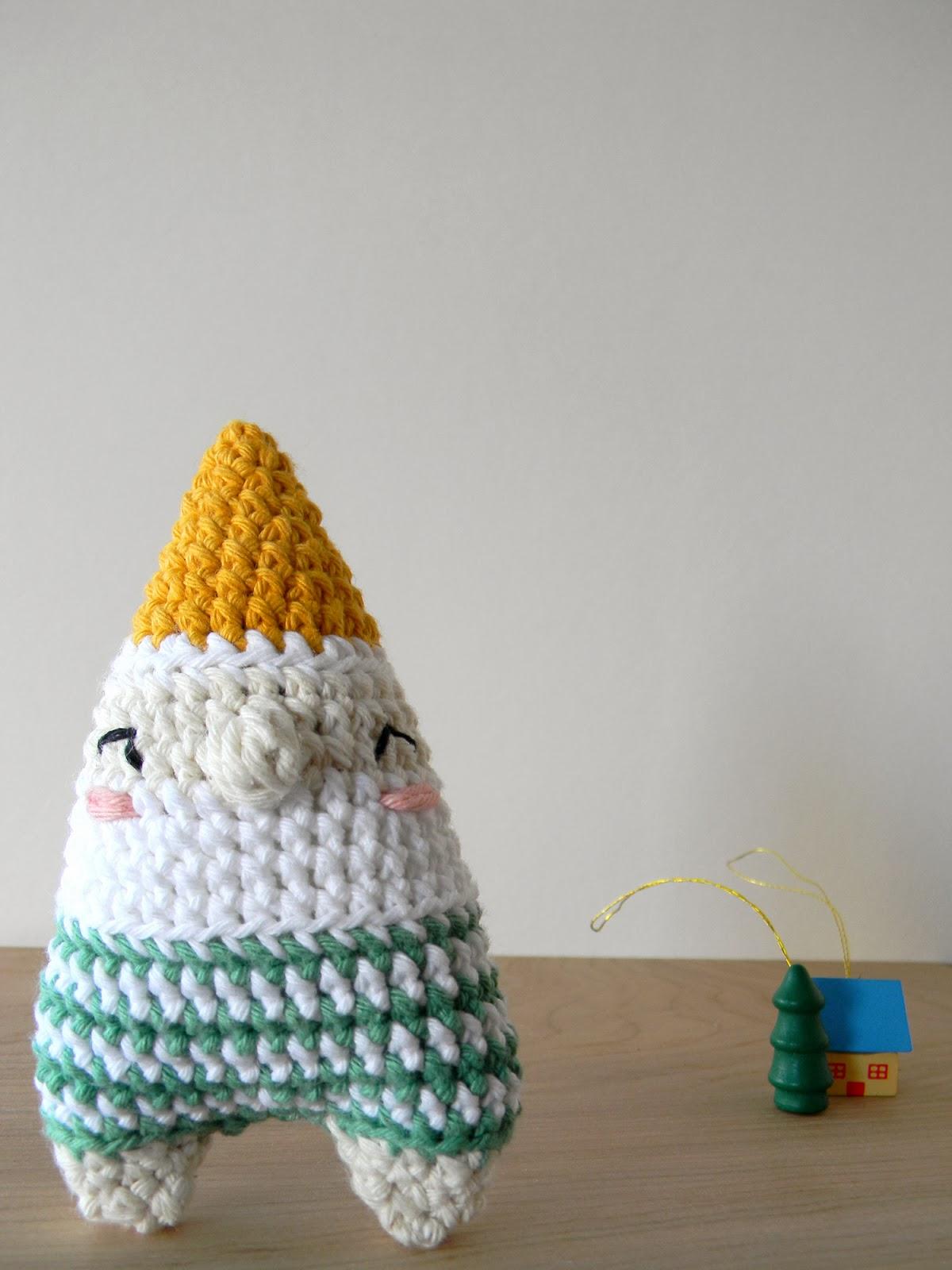 regalo navideño: mini gnomito