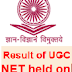 UGC Net Results December 2012-2013 is Released (Net Result 2013)