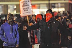 EEUU / Fallo del caso Ferguson desata fuertes protestas