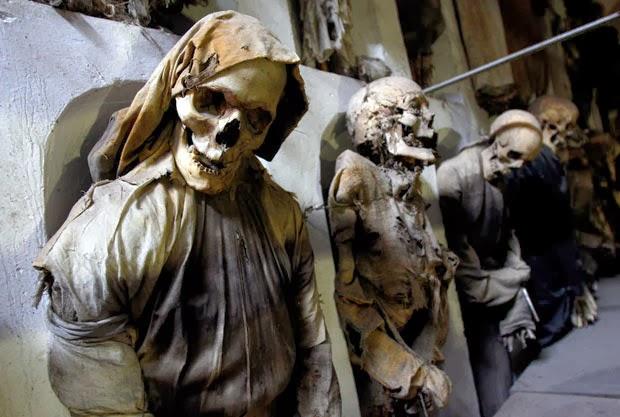 Capuchin Catacombe - Italy