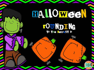 https://www.teacherspayteachers.com/Product/Free-Halloween-Rounding-Math-Center-2177346