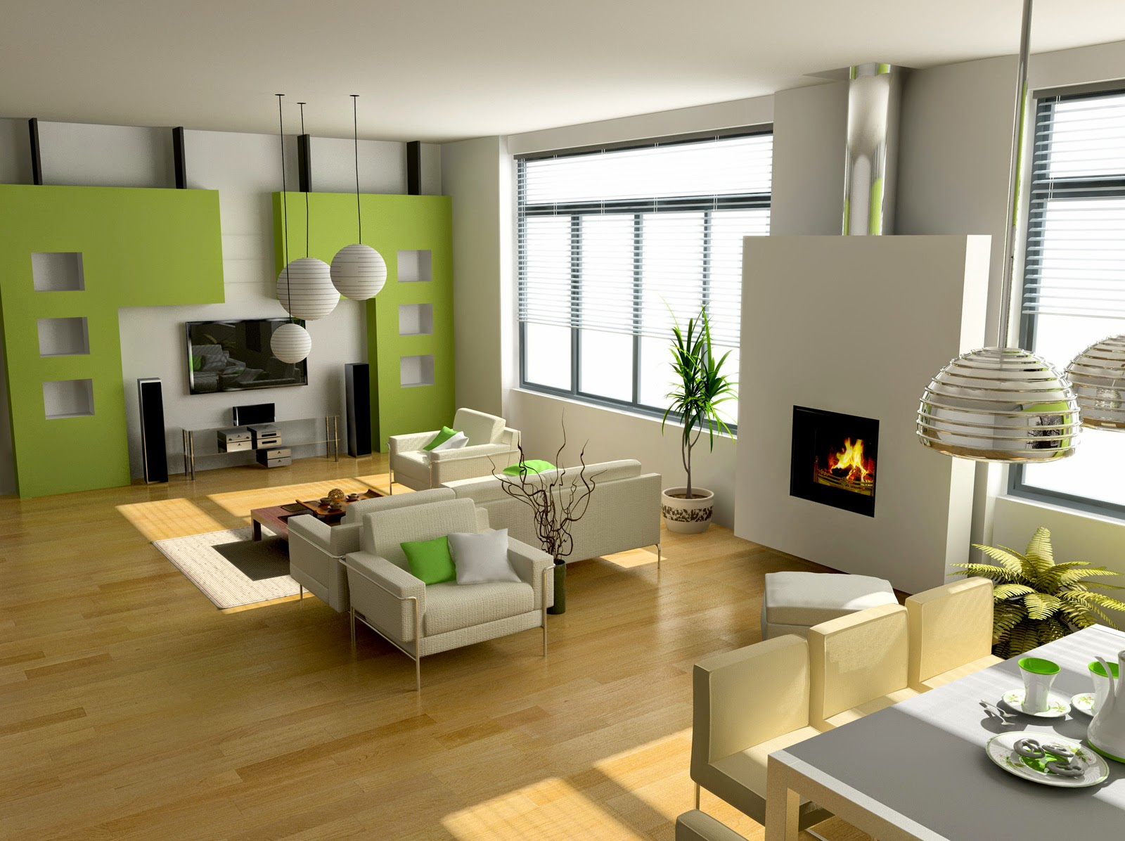 Home Interior Design How To A Modern Living Room With An Electric Fireplace