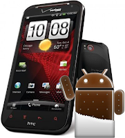 HTC Rezound Android ICS AOSP Install