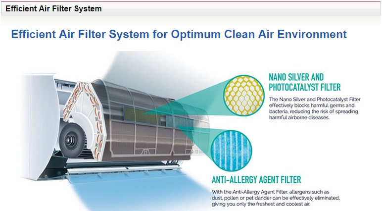 AirCare: Hitachi Royal Split Type Airconditioner