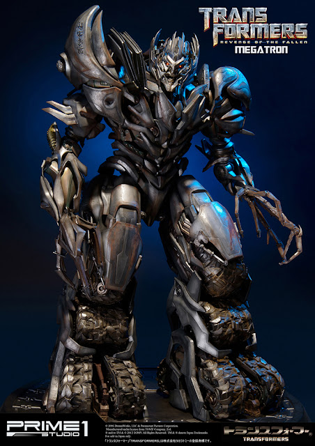 [Prime1Studio] Transformers: Revenge of The Fallen: Megatron Polystone Statue 1363962861_5