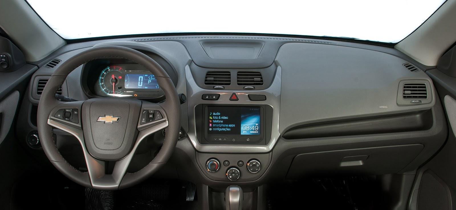 el contexto del Salón Chevrolet presento la versión 2014 del ...