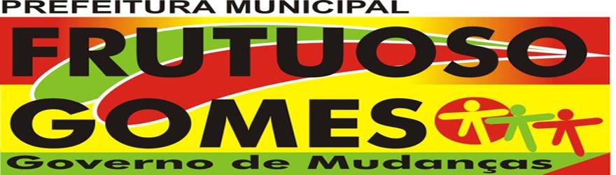 PREFEITURA MUNICIPAL DE FRUTUOSO GOMES-RN