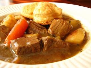comida típica da irlanda