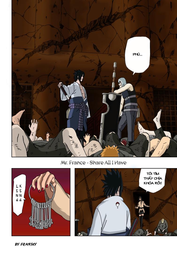 Naruto chap 350.Color Trang 10 - Mangak.info