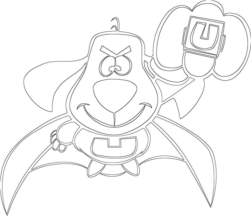 printable-underdog-ring-power-coloring-pages