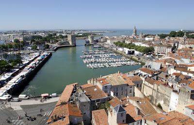 La Rochelle: Ψαροφαγία και μακρά ναυτική ιστορία