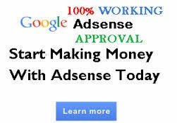 google adsense approval in 2014