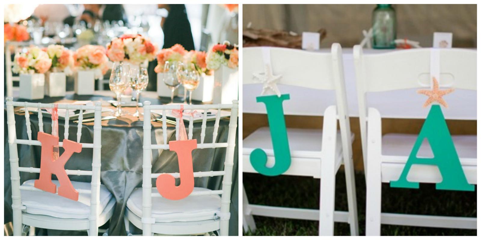 8 ideas originales para personalizar tu boda con vuestras iniciales blog de bodas originales - Bodas originales ideas ...