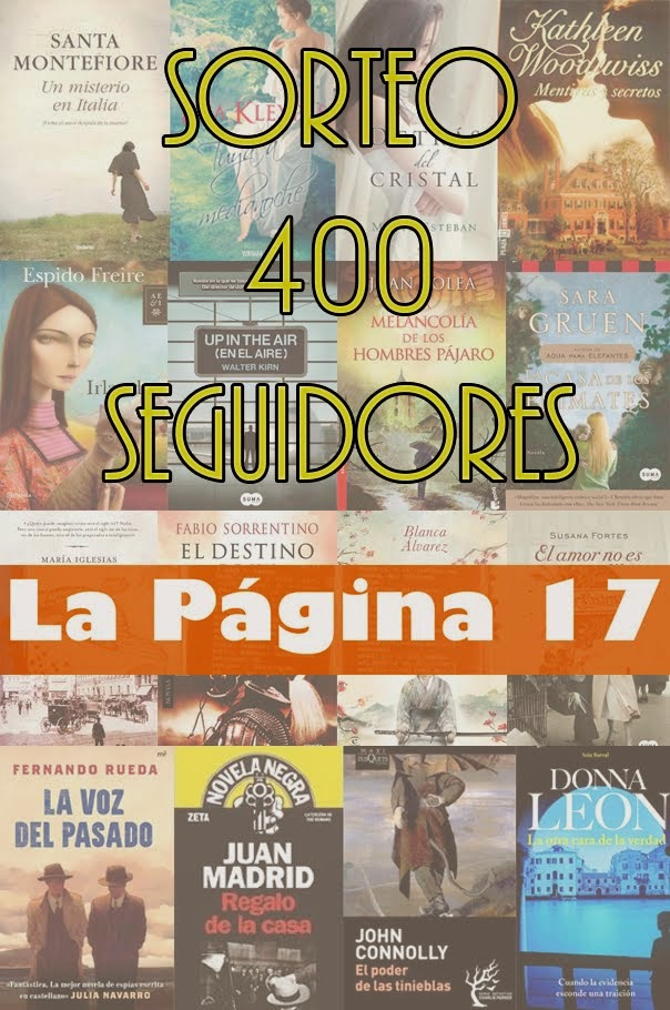 SORTEO 400 SEGUIDORES