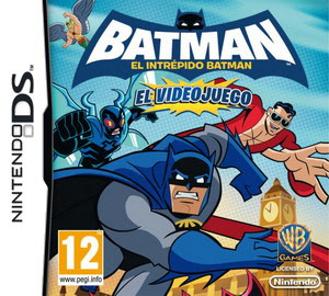 Batman   El Intrepido Batman [NDS] [Español] [DF]