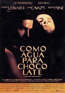Como Agua Para Chocolate Poster