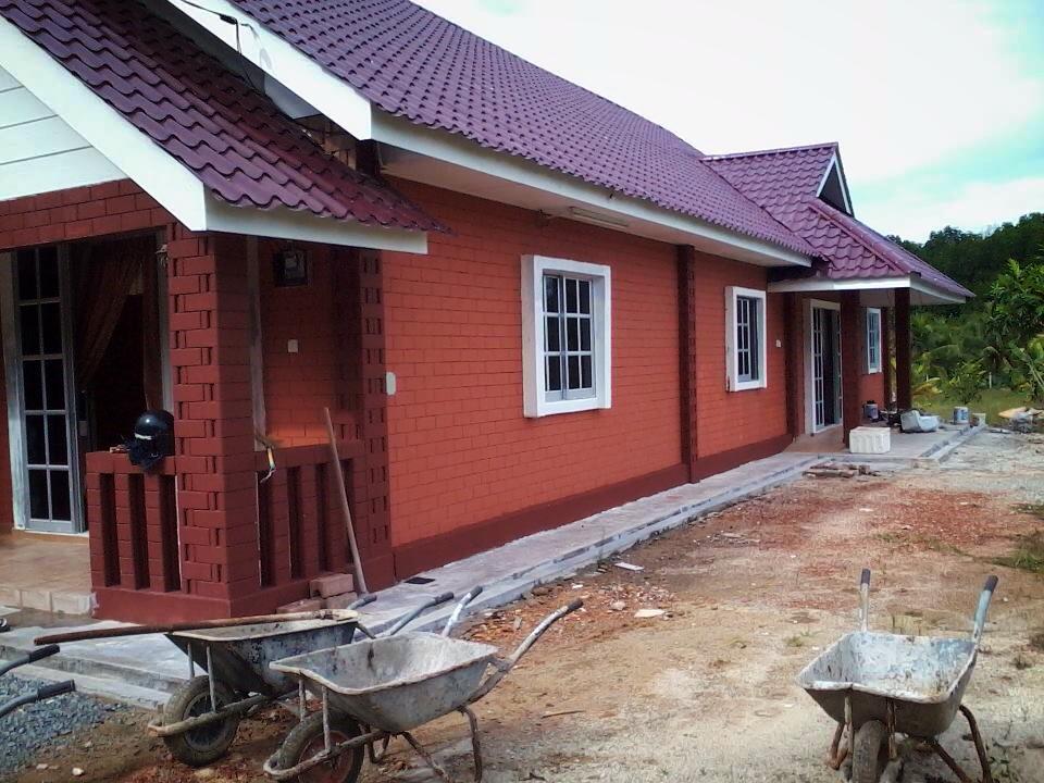 Aulad gemilang sdn bhd ibs interlocking bricks sungai for Interlocking brick house plans