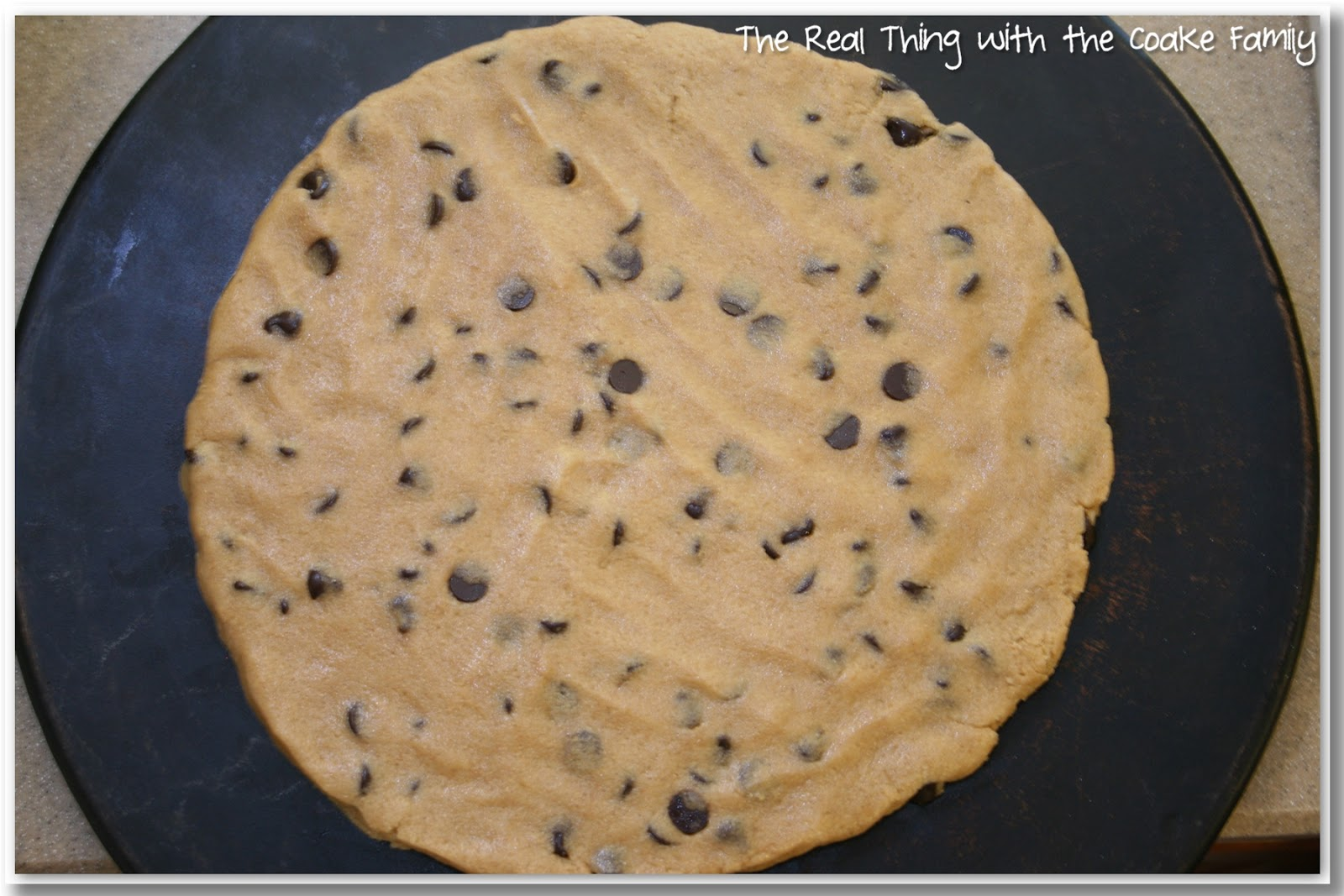 Cookie Recipe: Easy Pumpkin Decorated Chocolate Chip Cookie - The ...