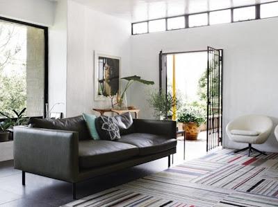 Diseño de Sala simple y sencilla