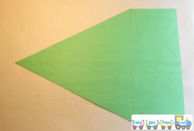 Simple Homemade Kite DIY