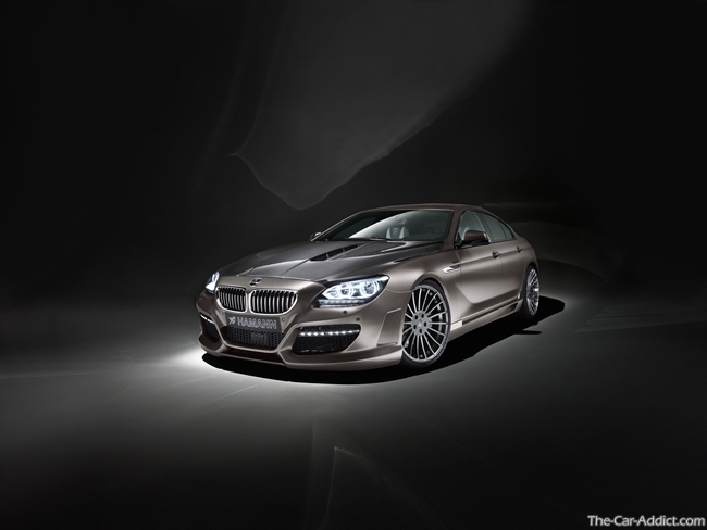 BMW 6-series Gran Coupé fom HAMANN-Motorsport