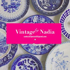 VINTAGE BY NADIA - ÅTERBRUK