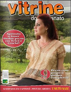Revista Vitrine do Artesanato agora online