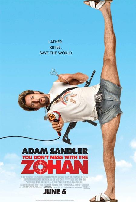 Đặc Vụ Cắt Tóc || You Don't Mess With The Zohan - 2008 ...