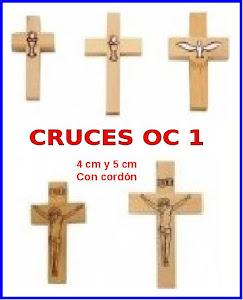 CRUCES DE MADERA 1