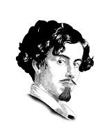 Dibujo de Gustavo Adolfo Bécquer