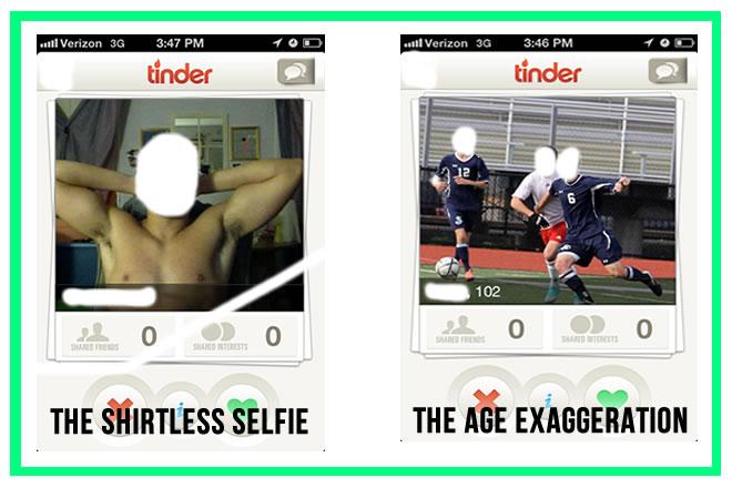 tinder app online high school