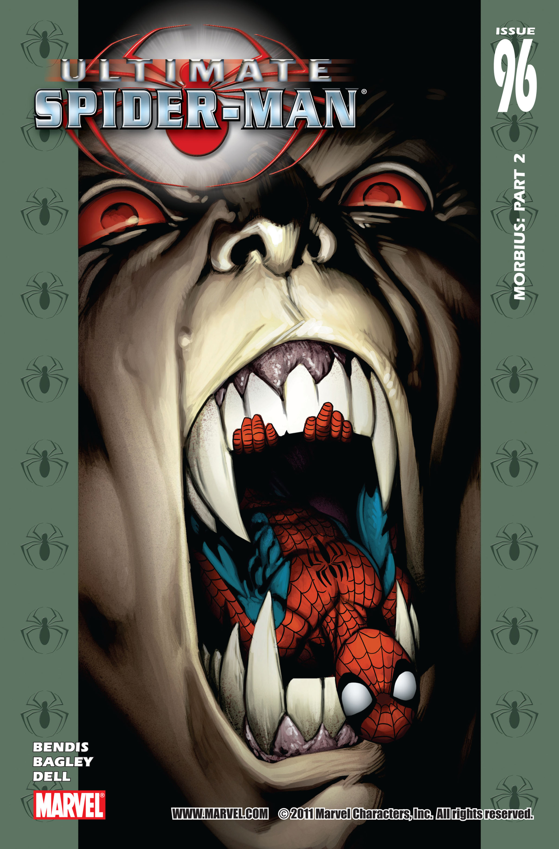 Ultimate Spider-Man (2000) Issue #96 #100 - English 1