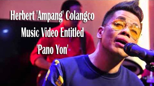 Herbert 'Ampang' Colangco Music Video Entitled 'Pano Yon' Produced Inside Bilibid