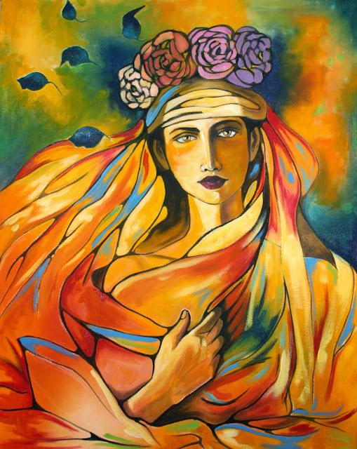 Isabel Yepez, Lamia