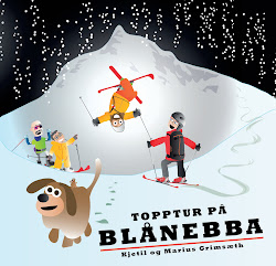 Topptur P Blnebba