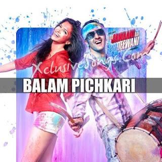 Balam Pichkari - (Yeh Jawaani Hai Deewani)