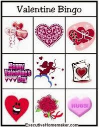 Valentine's Day Bingo 5