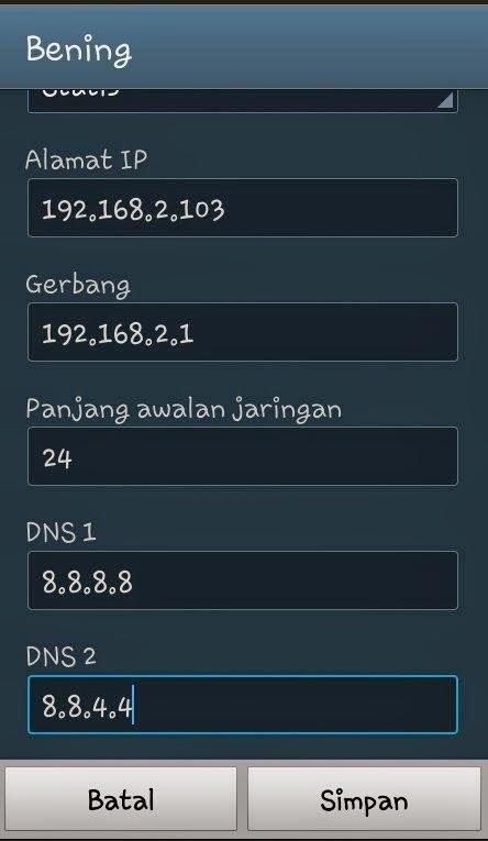 Cara Mengatasi Masalah WiFi Tidak Bisa Connect Pada Handphone OS Android