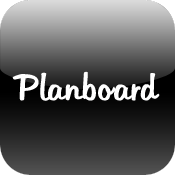 Planboard icon