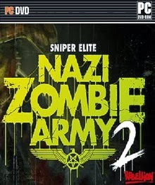 medium cover Download   Jogo Sniper Elite Nazi Zombie Army 2 FLT PC (2013)