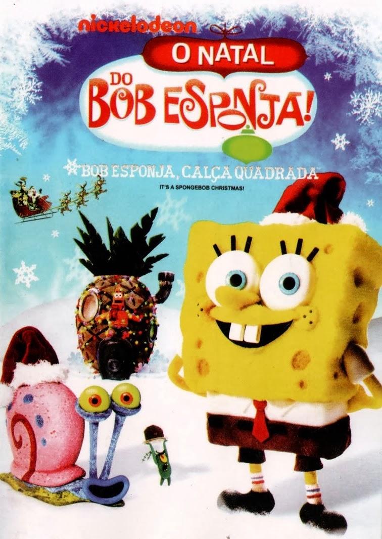 O Natal do Bob Esponja – Dublado