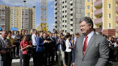 Президент Порошенко надеется на быстрое принятие изменений к Конституции