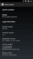 HTC One 4.4.2 update