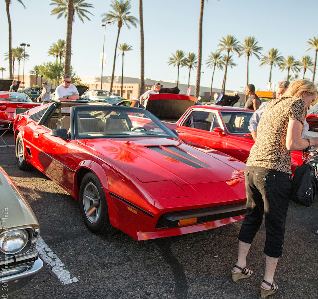 "1983 ""ITD"" Stiletto Chevrolet Camaro fake Ferrari"